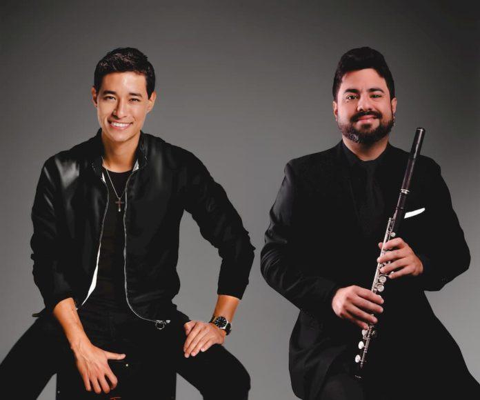 Eric Chacón et Tony Succar