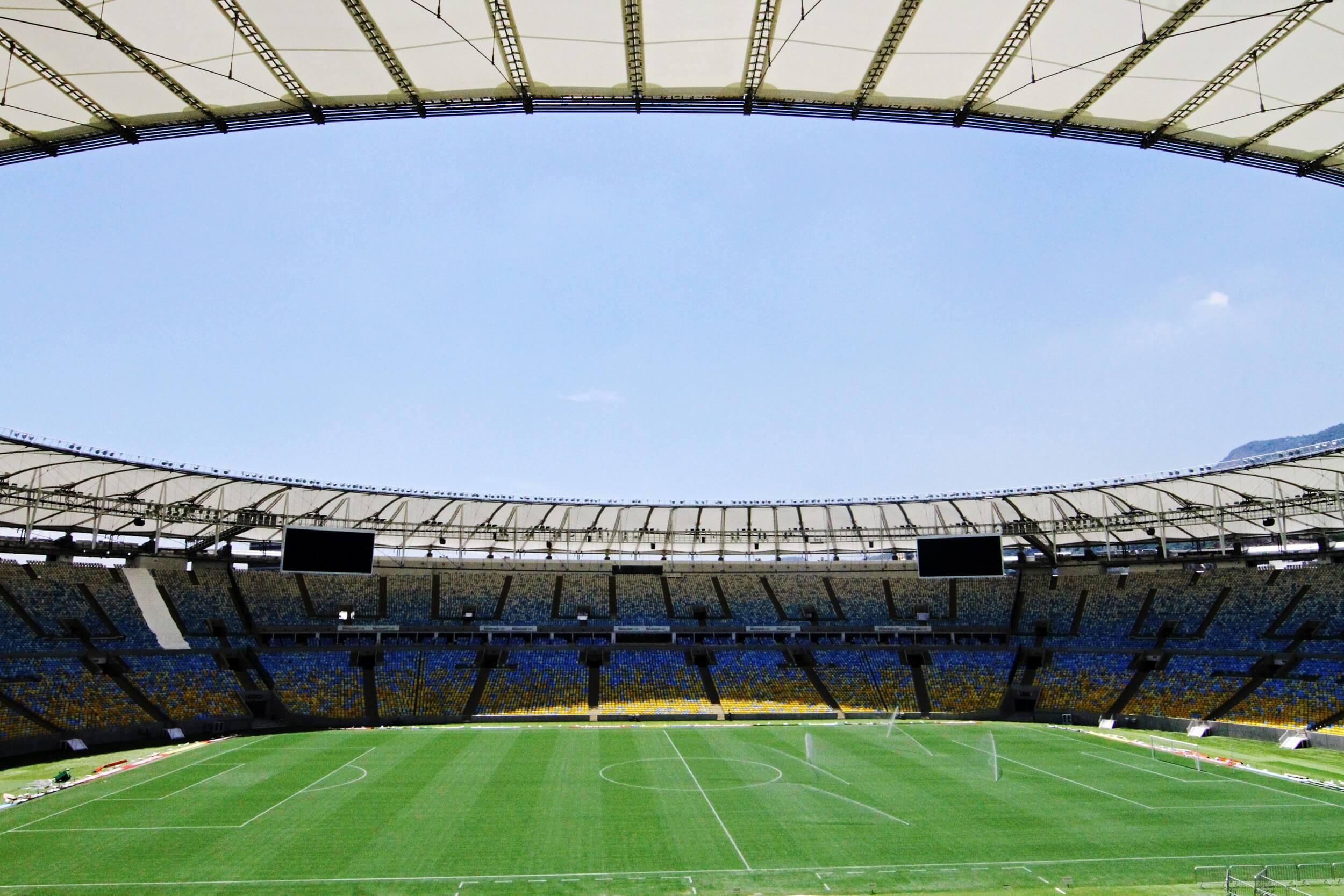 Stade du Maracanã (Photo: Paulino Menezes / Portail de la Coupe du monde / ME, via des photos publiques)