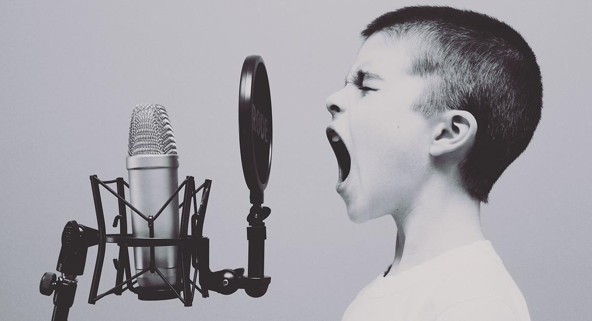 Débloquez votre point d'énergie en criant ou en chantant. Photo: Pixabay