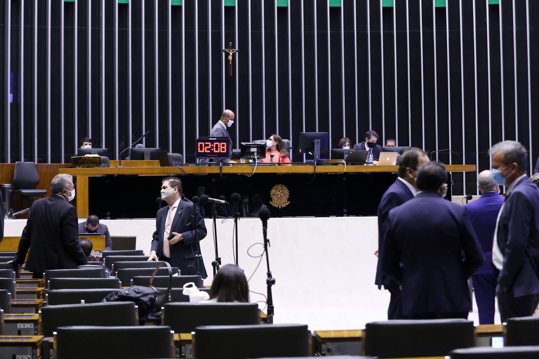 Approbation du Fundeb à la Chambre (Najara Araujo / Chambre des députés via des photos publiques)