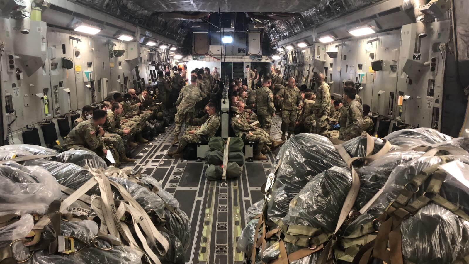 Image illustrative de l'armée américaine. (Via: Photos publiques)