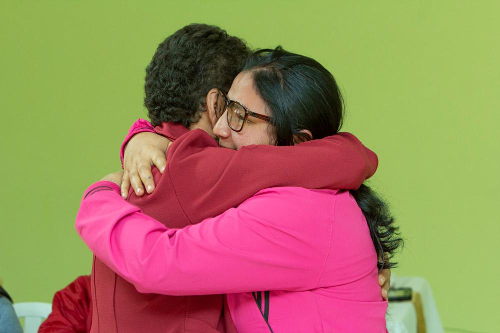 Asviponalca est devenu un réseau de soutien et d'amitié pour ses membres. Photo: Julián Moreno pour CNMH.