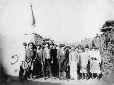 Bureaux principaux de la dernière expédition de guerre de Canudos
