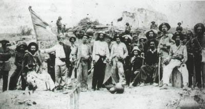 Bataillon de la quatrième expédition de guerre de Canudos
