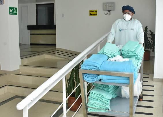Nettoyants pour cliniques Covid-19 4