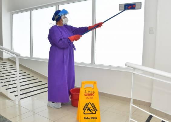 Nettoyants pour cliniques Covid-19