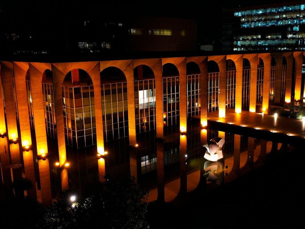 Palais Itamaraty. Informations sur la fonction publique