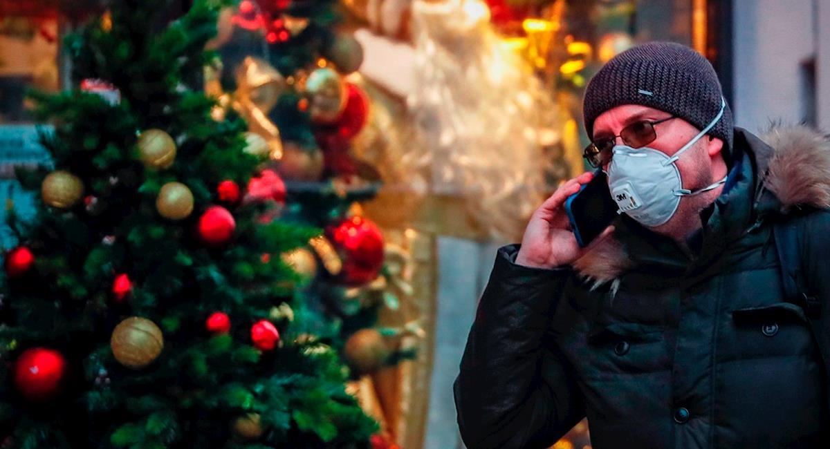 La Russie accepte 27% des cas de coronavirus.  Photo: EFE
