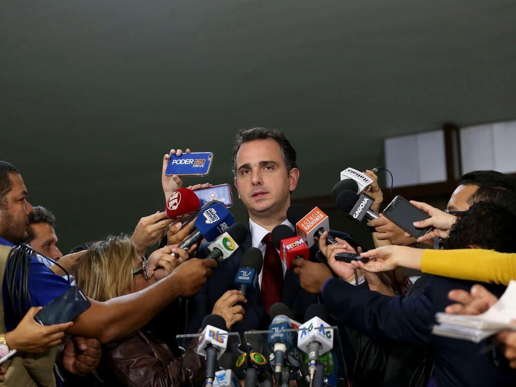 Rodrigo Pacheco.  (Photo: Wilson Dias / Agência Brasil)