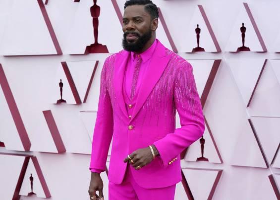 Tapis rouge aux Oscars 2021 13