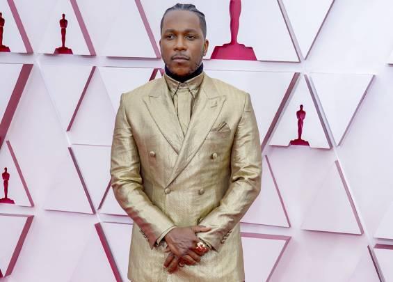 Tapis rouge aux Oscars 2021 10