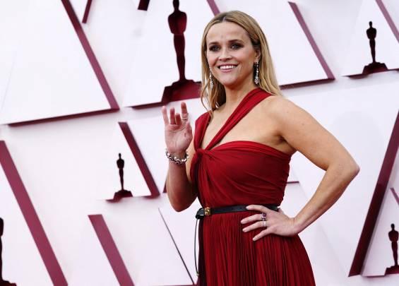 Tapis rouge aux Oscars 2021 20