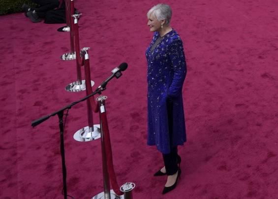 Tapis rouge aux Oscars 2021 15