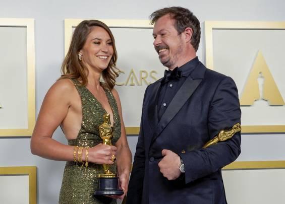 Tapis rouge des Oscars 2021 2