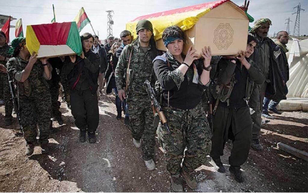 Morts de la guerre syrienne