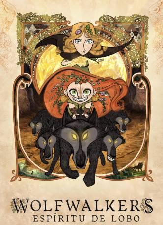 Affiche de Wolfwalkers