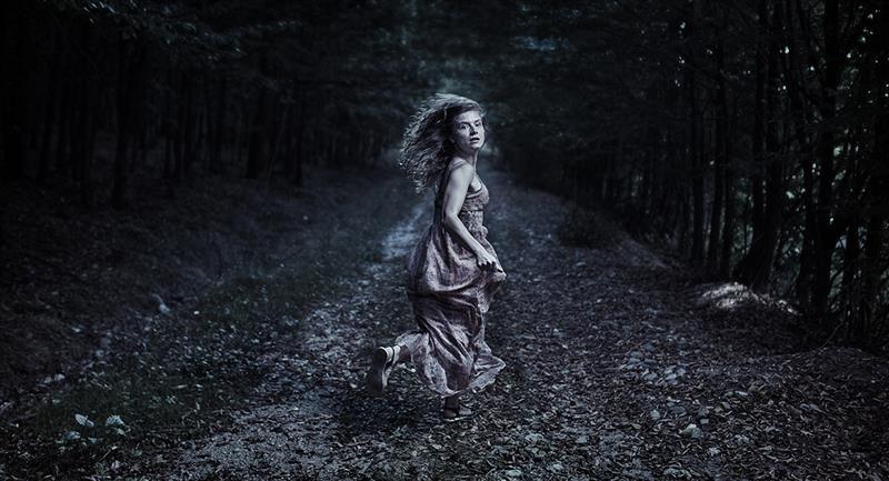Si un fantôme vous hante dans vos rêves, c'est peut-être votre passé.  Photo: Shutterstock