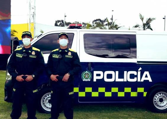 Changements d'identité de la police nationale