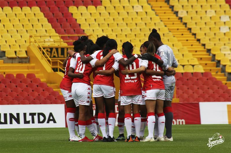 Photo : Twitter Independiente Santa Fe