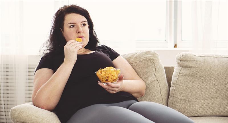 Le manque d'exercice physique peut vous faire souffrir de cette maladie.  Photo : Shutterstock