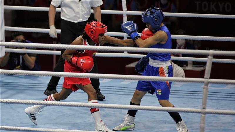 Photo : Twitter Réseaux de presse Comité olympique colombien.