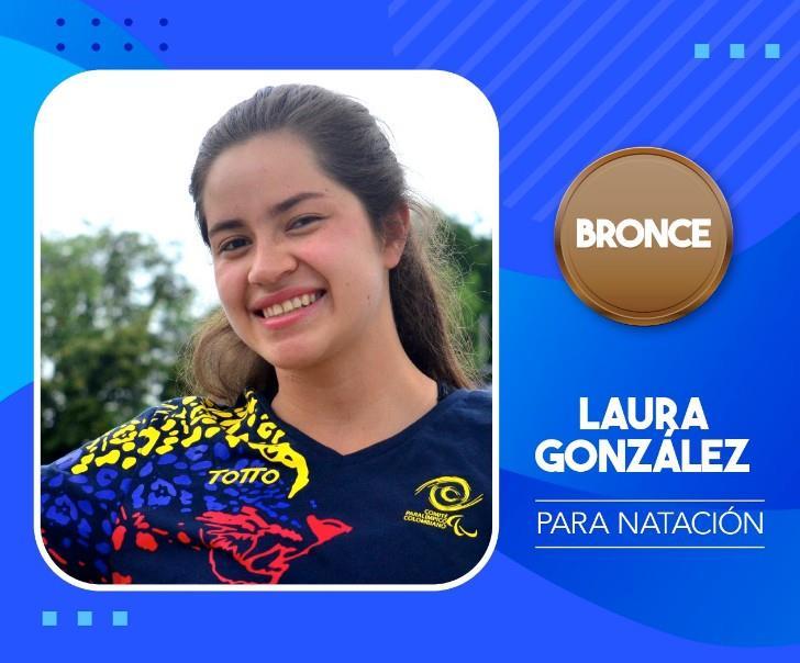 Photo : Twitter Comité paralympique colombien.