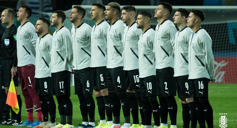 Photo : Twitter @Uruguay