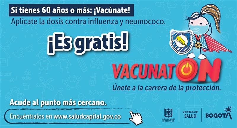 Ce sont différentes maladies contre lesquelles vous pouvez vous faire vacciner.  Photo : Twitter @SectorSalud